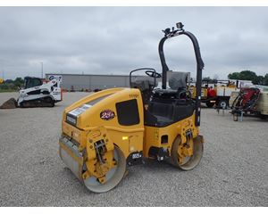 Volvo DD25W Smooth Drum Compactor