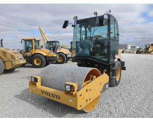 Volvo SD75 Smooth Drum Compactor