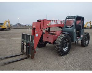 Manitou MT6642T Telescopic Forklift