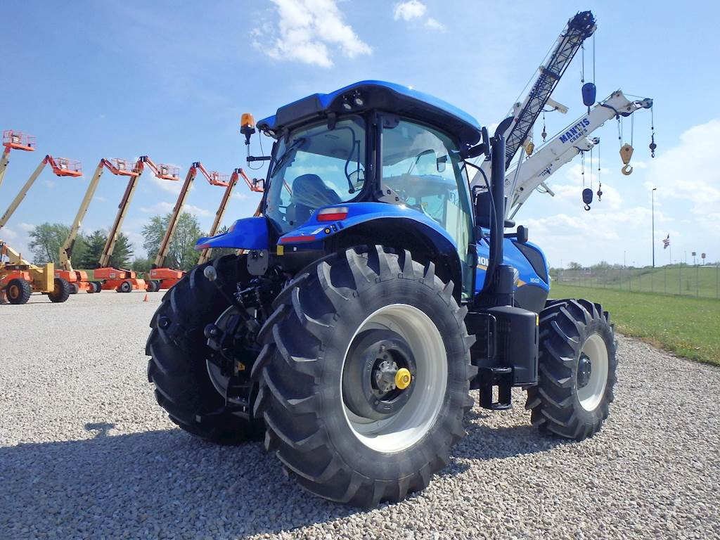 2018 New Holland T7 190 Tractor For Sale, 6 Hours | Morris