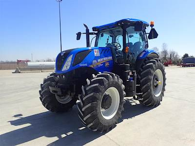 2018 New Holland T7 190 Tractor