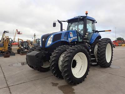 New Holland Tractors For Sale | MyLittleSalesman com | Page 2
