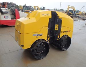 Multiquip RX157533 Walk / Tow Behind Compactor