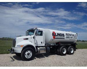Peterbilt 348 Water Tank Truck