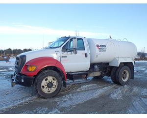 Ford F-650 Water Wagon