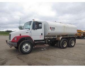 Freightliner FL80 Water Wagon