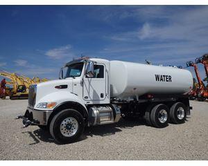 Peterbilt 348 Water Wagon