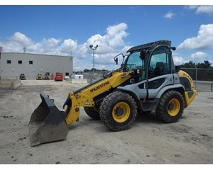 Mustang ML48T Wheel Loader