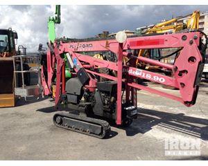 Platform Basket Spider 18.90 Crawler Articulating Boom Lift