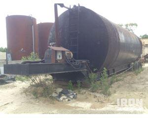 Portable CEI Hot Oil Tank