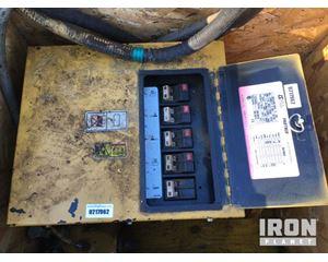 Leroy Somer 25 kW Generator - Fits Asphalt Paver
