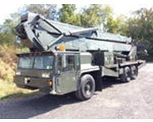 Condor 125S 6x6 Bucket Truck