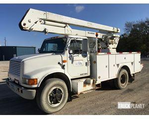 Teco G4A 4212 2TF61 Bucket on  International 4700 S/A Truck