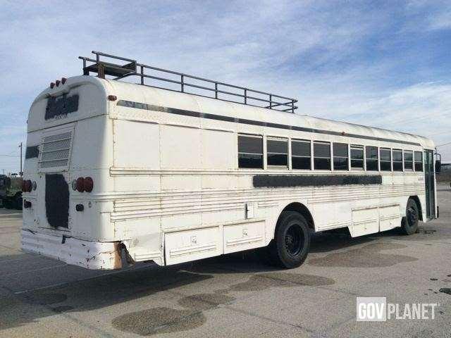 1996 Bluebird Tc2000 Bus For Sale