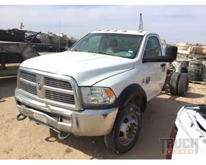 Dodge Ram 4500 Heavy Duty Cab & Chassis