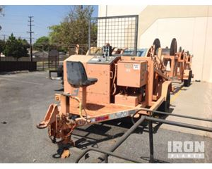 Wagner-Smith T-4DP-36 Cable Puller