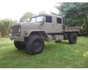 BMY M923A2 4x4 Cargo Truck