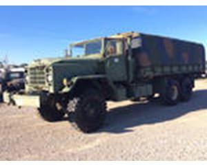 BMY M928A2 5 Ton 6x6 Cargo Truck