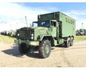 BMY M934A2 5 Ton 6x6 Van Truck