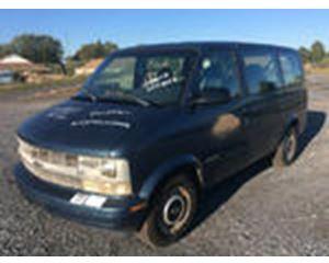 Chevrolet Astro Cargo Van