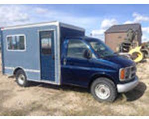 Chevrolet Express G3500 Cargo Van