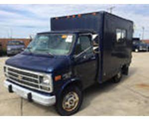 Chevrolet G30 Cargo Van
