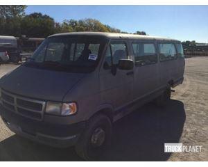 Dodge Ram 3500 Van
