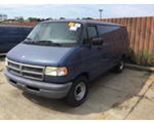 Dodge B1500 Cargo Van