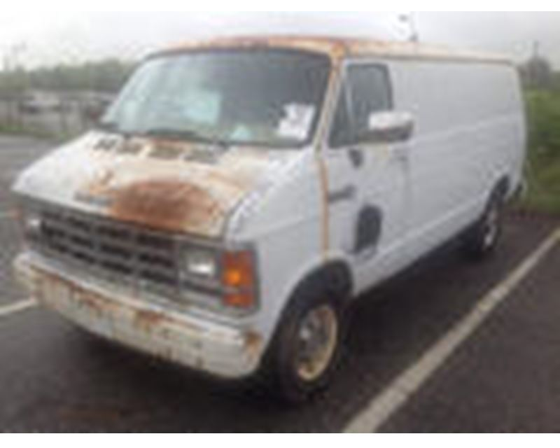 1989 dodge ram cargo van for sale pleasanton ca. Black Bedroom Furniture Sets. Home Design Ideas