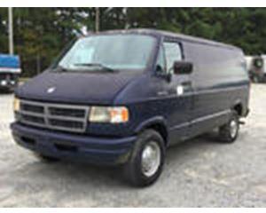 Dodge Ram B250 Cargo Van
