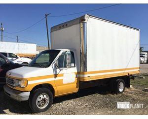 Ford E-350 Cargo Truck