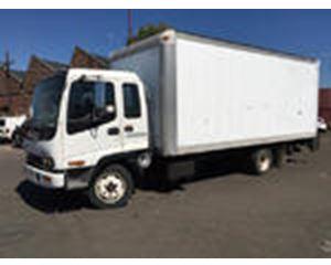 GMC WT5500 Cargo Truck
