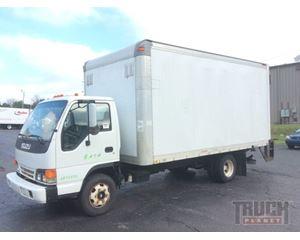Isuzu NPR Cargo Truck