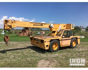 (unverified) Broderson IC-200-2F Carry Deck Crane