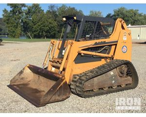 Case 445CT Compact Track Loader