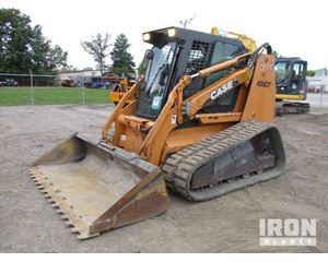 Case 450CT Compact Track Loader