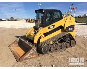 Cat 277C2 Compact Track Loader