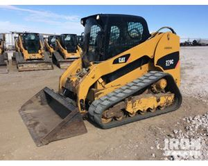 Cat 279C Compact Track Loader