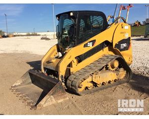 Cat 279C2 Compact Track Loader