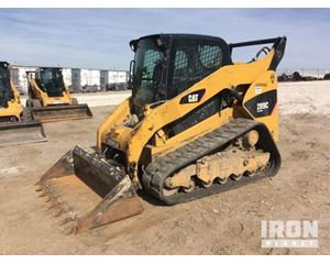 Cat 289C Compact Track Loader