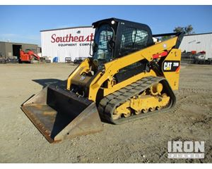 Cat 289D Compact Track Loader