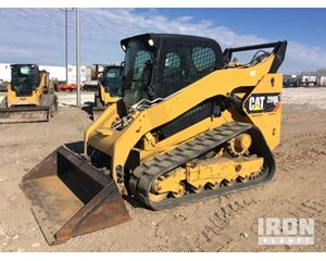 Cat 299D Compact Track Loader