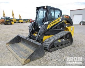 New Holland C232 Compact Track Loader - New
