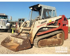 Takeuchi TL230 Series 2 Compact Track Loader