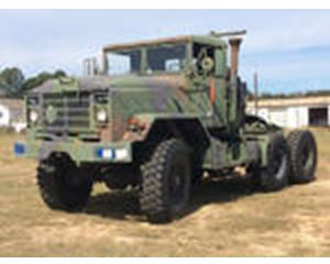 BMY M931A2 6x6 Tractor Truck