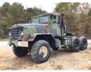BMY M931A2 6x6 Tractor Truck