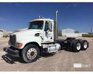 Mack CV713 T/A Conventional Day Cab