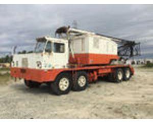 Fontaine Lima 700-TC Hydraulic Truck Crane w/ Fontaine Trailer