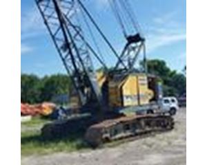 American 5299 Lattice-Boom Crawler Crane