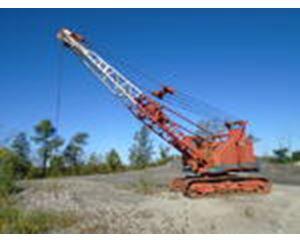 Koehring 435 Lattice-Boom Crawler Crane